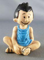 Il était une fois l\'Homme - Petit Pierrot assis - Figurine PVC Delpi