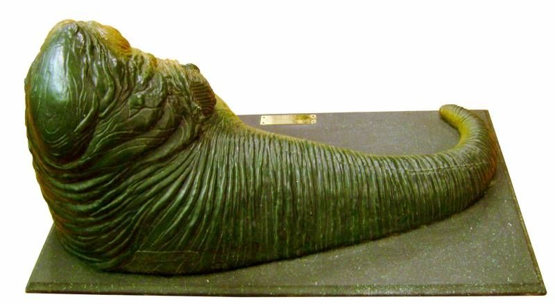 Illusive Originals Concept - Jabba the Hutt - 30\'\' Latex Statue Model Replica