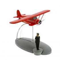 In Plane Tintin - Editions Hachette - 042 The Pr Halambic\'s Aircraft (The Ottokar\'s Scepter)