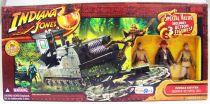Indiana Jones - Hasbro - Le Royaume du Crâne de Cristal - Jungle Cutter (Toys\'R\'Us Exclusive)