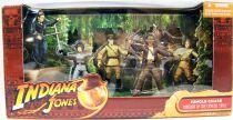 Indiana Jones - Hasbro - Le Royaume du Crâne de Cristal - Poursuite dans la Jungle