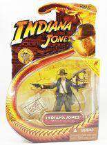 Indiana Jones - Hasbro - Raiders of the Lost Ark - Indiana Jones (with golden idol)