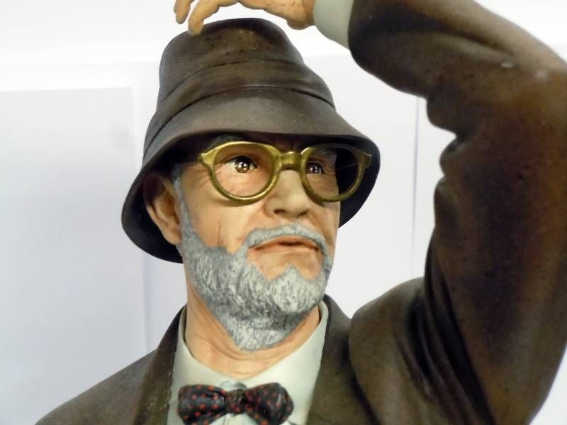 Indiana Jones - Horizon Model Kit - Dr. Henry Jones (Sean Connery)