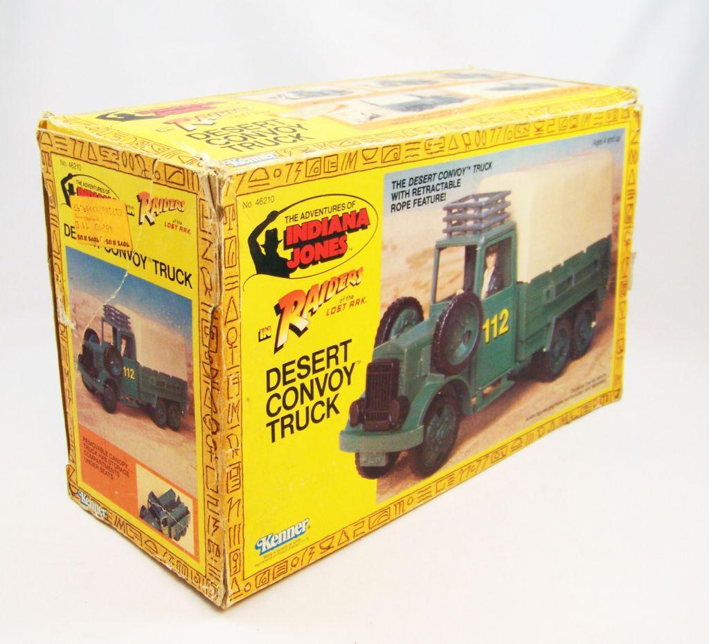 Indiana Jones - Kenner - Les Aventuriers de l\'Arche Perdue - Desert convoy truck 03