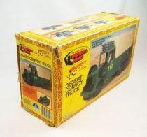 Indiana Jones - Kenner - Les Aventuriers de l\'Arche Perdue - Desert convoy truck 04