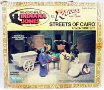 Indiana Jones - Kenner - Raiders of the Lost Ark - Streets of Cairo