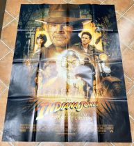 Indiana Jones and the Kingdom of the Crystal Skull - Movie Poster 120x160cm - Paramount Pictures 2008