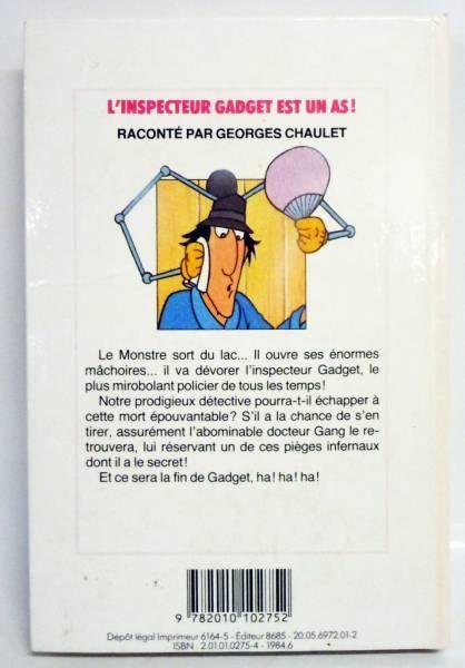 Inspecteur Gadget - Bibliothèque Rose Hachette - L\'Inspecteur Gadget est un as!
