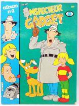Inspecteur Gadget - Editions Greantori - Album Double n°2