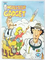 Inspecteur Gadget - Editions Greantori - Album n°17