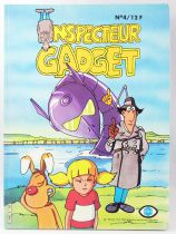 Inspecteur Gadget - Editions Greantori - Album n°4