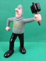Inspecteur Gadget - Figurine PVC Bandai - Agent MAD