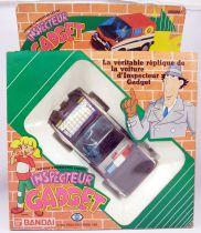 Inspecteur Gadget - Popy Bandai - La Gadgetmobile, la Voiture de l\'Inspecteur Gadget (neuve en boite)