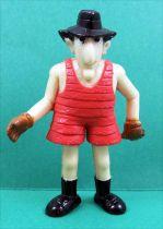 Inspector Gadget - Bandai PVC figure - Inspector Gadget in swimsuit