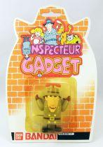 Inspector Gadget - Bandai Wind-up Figure - Gadgeto-hat (mint on card)