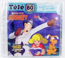 Inspector Gadget - Compact Disc - Original TV series soundtrack