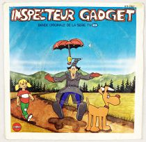 Inspector Gadget - Mini-LP Record - Original French TV series Soundtrack - Saban Records 1983