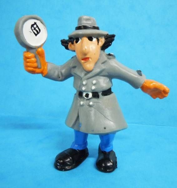 Inspector Gadget Pm Pvc Figure Gadget Inspector With