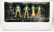 Interstella 5555 (Daft Punk / Leiji Matsumoto) - Coffret Promotionel 5 Figurines (Daft Lite)