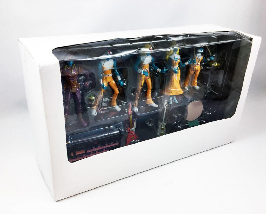 Interstella 5555 (Daft Punk / Leiji Matsumoto) - Coffret Promotionel 5 Figurines (Daft Lite)