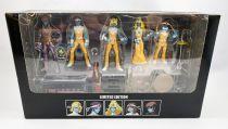 Interstella 5555 (Daft Punk / Leiji Matsumoto) - Set of 5 Action Figures (Daft Lite)
