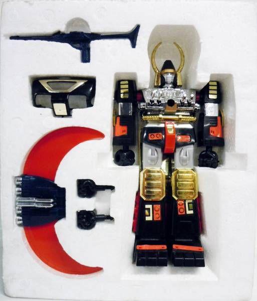 Ippatsuman - Takatoku - Sankan-Oh DX (Voltes box)