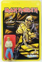 Iron Maiden - Super7 ReAction Figure - Asylum Eddie (Piece of Mind)