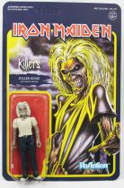 Iron Maiden - Super7 ReAction Figure - Killer Eddie (Killers)