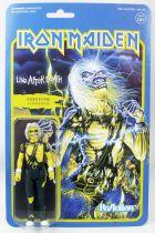 Iron Maiden - Super7 ReAction Figure - Risen Eddie (Live After Death)