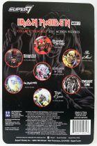 Iron Maiden - Super7 ReAction Figure - Spectral Eddie (Twilight Zone)