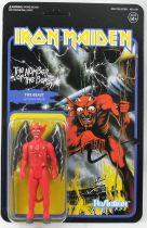 Iron Maiden - Super7 ReAction Figure - The Beast (The Number of the Beast)