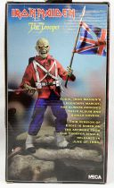 "Iron Maiden Eddie ""The Trooper\"" - figurine Retro NECA"
