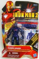 Iron Man 2 - Hasbro - #15 Iron Man Fusion Armor