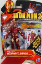 Iron Man 2 - Hasbro - #32 Iron Man Advanced Armor
