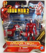 Iron Man 2 - Hasbro - Armor Tech Iron Man Juggernaut Upgrade