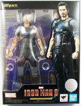Iron man 3 - Tony Stark - Bandai S.H.Figuarts