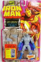 Iron Man Animated Series - Grey Gargoyle