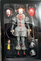 """It The Movie (2017) - Pennywise the Clown \""""I Love Derry\"""" - Neca"""