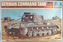 Italaerei - N°207 WW2 German Command Tank Sd. Kfz. 265 Mint in Box 1:35
