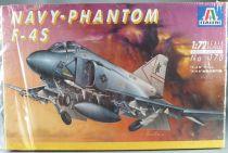 Italeri - N°170 Plane Navy Phantom S-4 S 1:72 Mint in Box