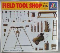 Italeri - N°419 Field Tool Shop 1:35 Mint Sealed Box