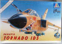 Italeri - N°834 Avion Chasse Combat Panavia Tornado IDS 1/48 Neuf Boite