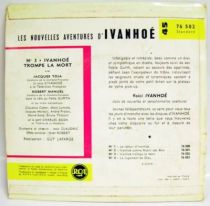 Ivanhoe - Mini-LP Record - #3 Ivanhoé deceives the Death - CBS Records 1970