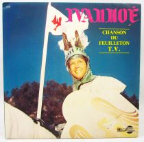 Ivanhoe - Mini-LP Record - TV Series Original Theme - Disc\'AZ Pathé Marconi 1985