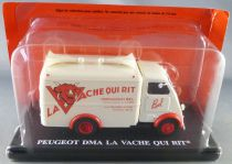 Ixo Hachette Peugeot DMA La Vache qui Rit 1950 Tour de France Advertising Caravan