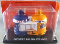 Ixo Hachette Renault 1400 KG Butagaz 1956 Tour de France Advertising Caravan