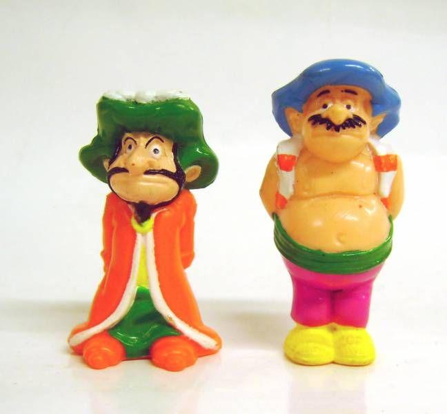 Iznogud - Quick premium figures - Iznogud & Dilat Larath