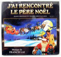J\'ai rencontré le Père-Noël - CD audio Télé80 - Chansons et musiques originales du film