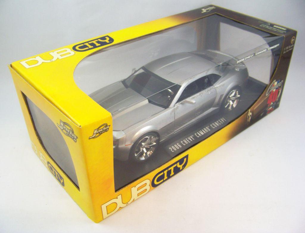 Jada Toys Dub City 2006 Chevy Camaro Concept 1:18 scale (Diecast Metal)