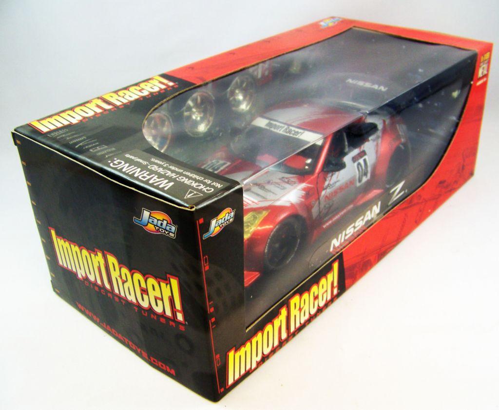 Jada Toys Import Racer Nissan Z 1/18ème (Diecast Metal)